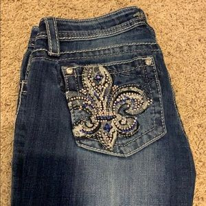 Miss me jeans straight leg